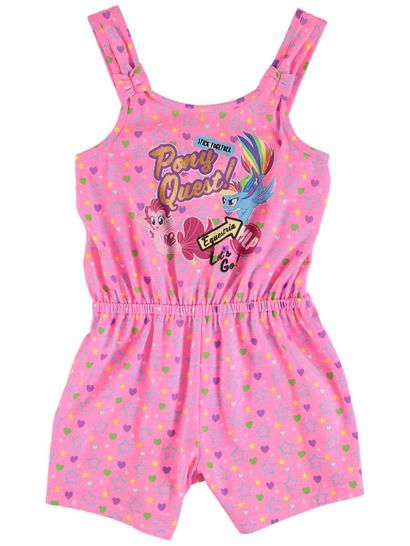 Toddler Girls Mlp Shortall