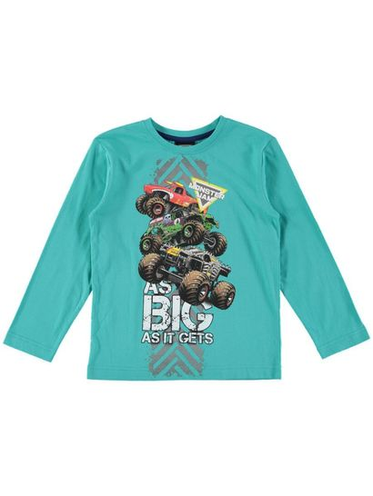 Boys Monster Jam Tee