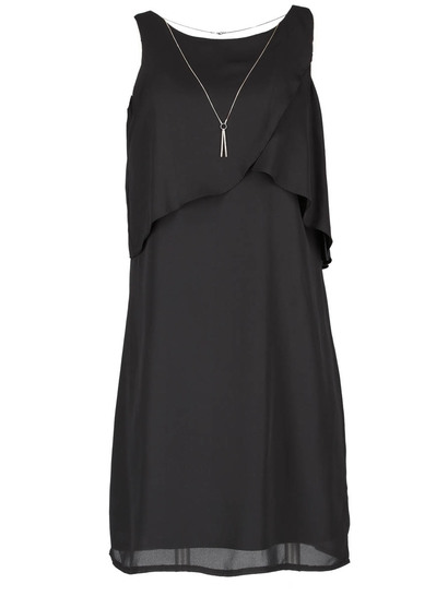 Womens Layer Necklace Dress