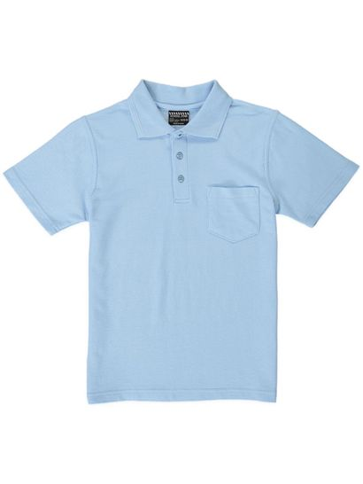 Kids Stain Resistant Polo