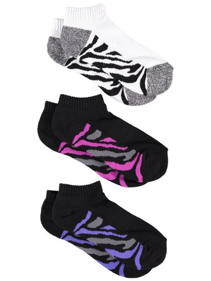 Sport Socks 3Pk Low Cut Underworks Womens