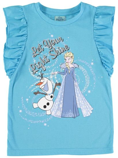 Toddler Girls Frozen Tee