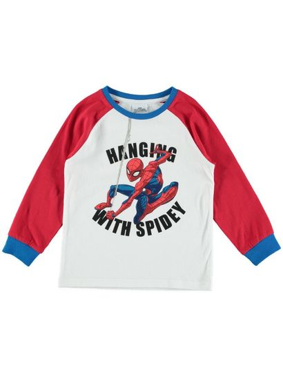 Boys Spideman T-Shirt