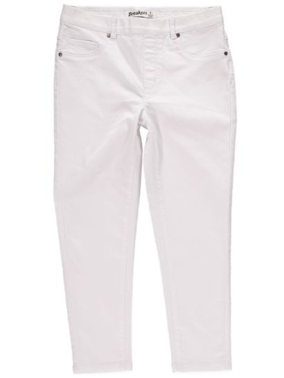 Womens Chloe Slim Fit Crop Jegging