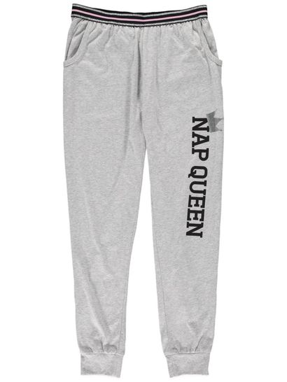Wideband Knit Jogger