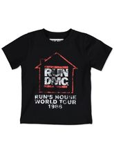 TOODLER BOYS RUN DMC TEE SHIRT