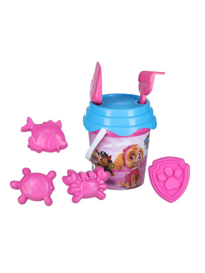 Girls Pawpatrol 8Pc Bucket Set