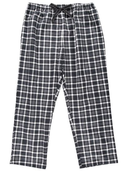 FLANNEL PANT WOMENS SLEEPWEAR