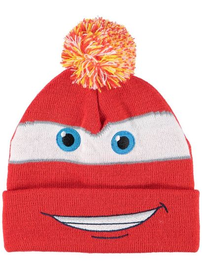 Toddler Boy Cars Beanie