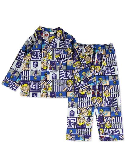 TODDLER AFL FULL FLANEL PJ