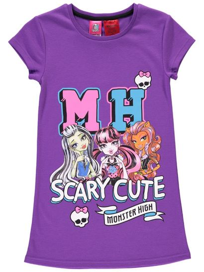 Monster High Girls Nightie