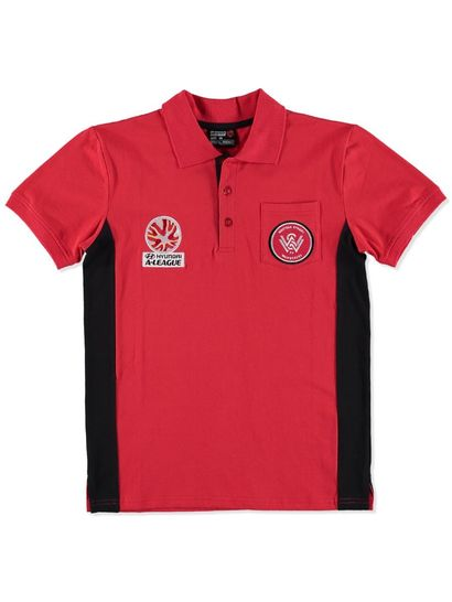 MENS A LEAGUE POLO SHIRT