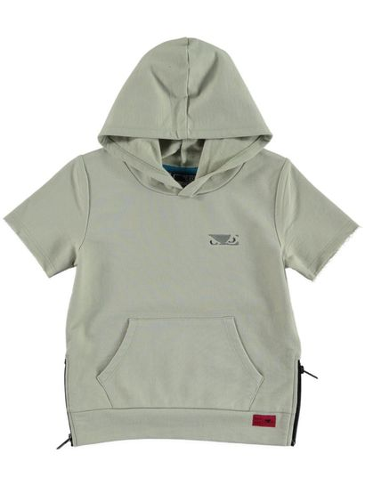 Boys Bad Boy Hooded Top