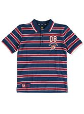 YOUTH NRL YARN DYED POLO