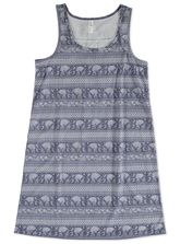 SLEEVELESS NIGHTIE SLEEPWEAR WOMENS