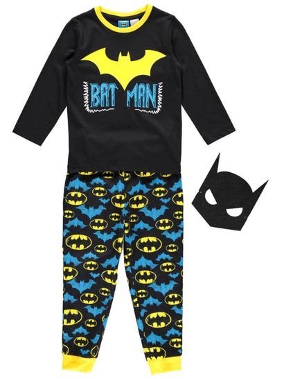 Boys Batman Pyjamas