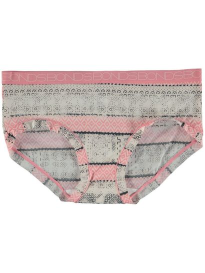 Bonds Ladies Invisitails Midi Brief