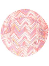 GIRL CHEVRON HAT