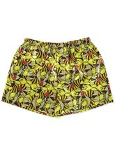 MENS AFL SATIN BOXER SHORT