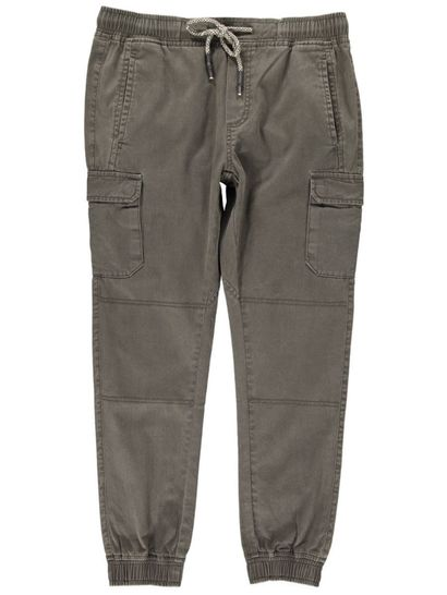 Mens Fashion Cargo Jogger