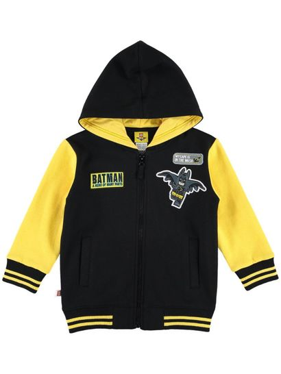 Boys Batman Lego Fleece Jacket