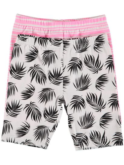 Toddler Girls Pk2 Bike Short