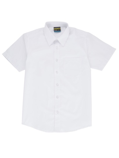 WHITE BOYS PREMIUM SHORT SLEEVE SHIRT