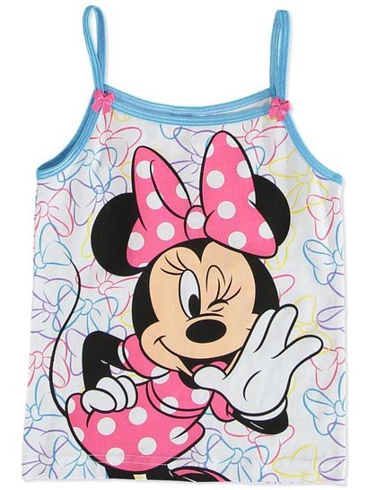 GIRLS SINGLET - MINNIE MOUSE