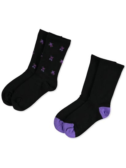 ALL DAY 2 PK FINE UNDERWORKS SOCKS