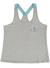 Elite Wide Strap Print Tank Womens