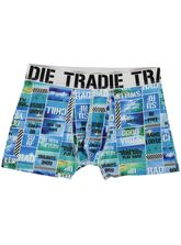 Tradie Work N Surf Trunk
