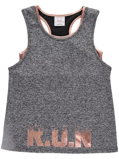 Girls Elite Tank