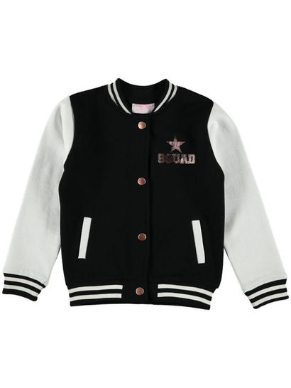 Toddler Girls Collegic Jacket
