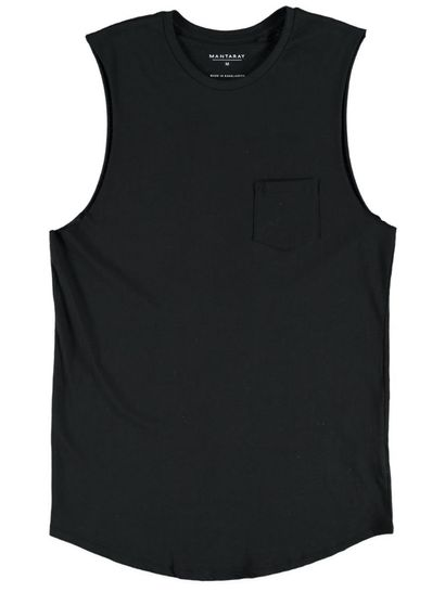 Mens Fashion Muscle Tops