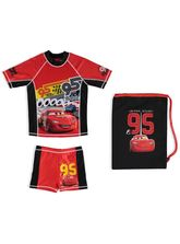 BOYS CARS SWIMSET