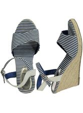 Womens Nautical Wedge