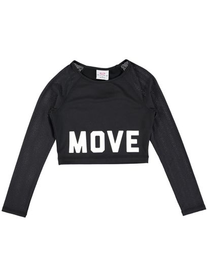 Girls Elite Long Sleeve Top