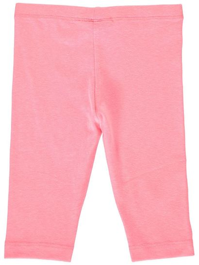 TODDLER GIRLS PLAIN  3/4 LEGGING