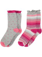 Crew Outdoor Socks 2Pk Womens
