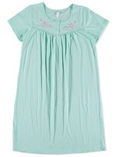 SHORT SLEEVED TRADITIONAL NIGHTIE