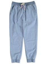 GIRLS DENIM JOGGER