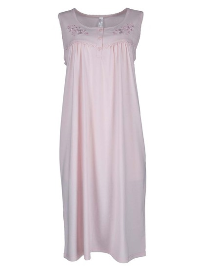 Traditional Jersey Nightie Womens Sleepwear