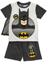 BOYS PYJAMA BATMAN + CAPE