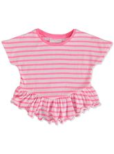 TODDLER GIRLS STRIPE TOP