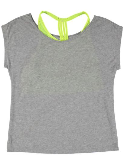 Plus Elite 2-In-1 Tee Womens
