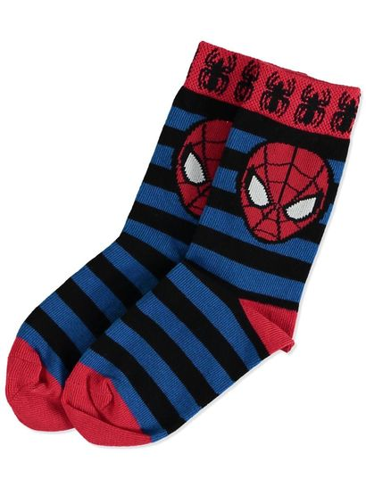 BOYS SOCKS - SPIDERMAN