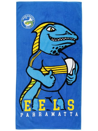 Nrl Kids Beach Towel