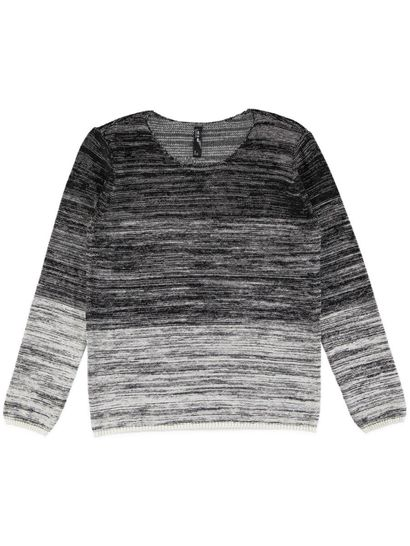 Ombre Pullover Womens