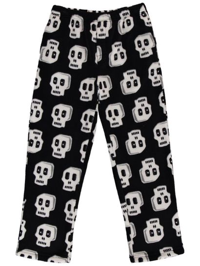 Boys Coral Fleece Sleep Pant
