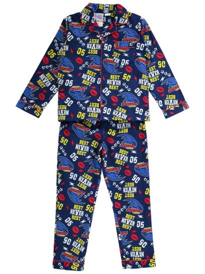 Afl Youth Full Flanelette Pj